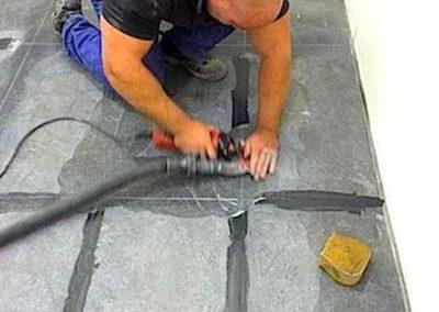 Broušení betonu 02