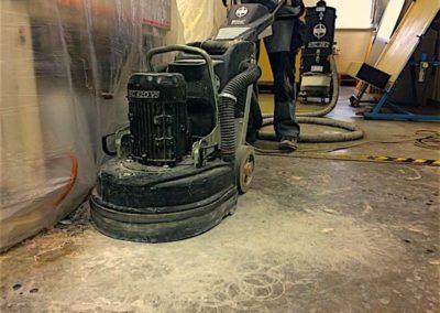 Broušení betonu 07