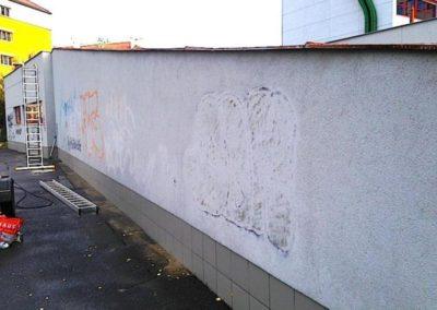 Čištění graffiti 08