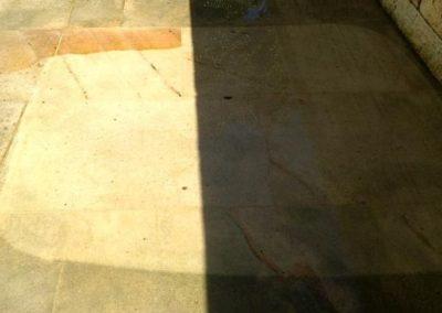 Čištění kamenných povrchů 04