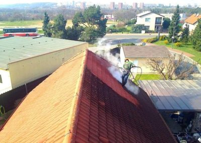 Čištění střech 07
