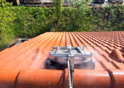 Čištění střech 08