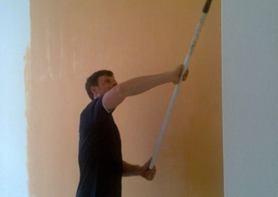 Malováni pokojů 01
