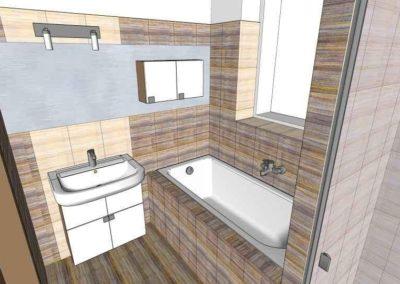 Návrhy a vizualizace interiérů 04