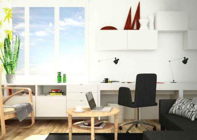 Návrhy a vizualizace interiérů 08