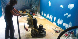 Renovace a čištění podlah