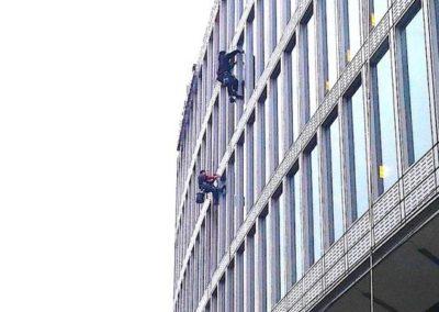 Výškové mytí oken 05